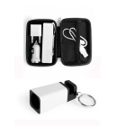 Pack Power Bank + porte-clés haut-parleur