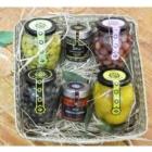 Panier d'olives