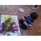 Bébé artiste - 4 séances