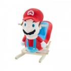Peluche musicale à bascule Mario