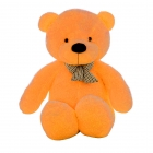Peluche Calin Ours 50 Cm Orange