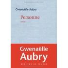Personne - Gwenaëlle Aubry