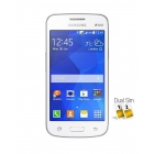Galaxy Star 2 Plus Dual SIM 4 Go – Android – Blanc