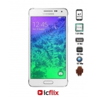 Smartphone Galaxy Alpha – 32 Go – Android 4.4 - Blanc