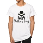 T-shirt Happy Father's Day Hat