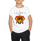 T-shirt enfant J'ai un super papa