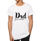 T-shirt Dad Incredible