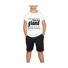 T-shirts Grand frère de l'année