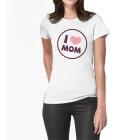 T-shirt I Love Mom