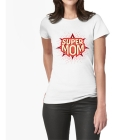 T-shirt Super Mom