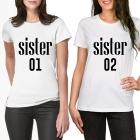 T-shirts Sisters