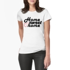 T-shirt Home sweet home