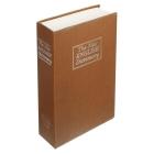 Dictionnaire coffre marron
