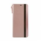 Flip Case iPhone X Rose