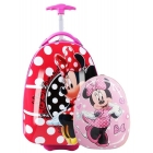 Valise et Sac à dos Minnie Mouse