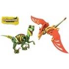 Vélociraptor et Ptérosaure  (jeu de construction) - Blocotoys