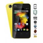 Smartphone GOA – 4 Go – Android 4.4 – Dual SIM – Jaune
