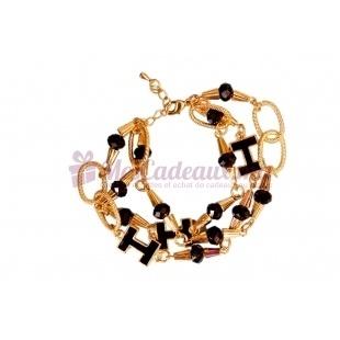 Bracelet Multi Chaînes - Melany Brown