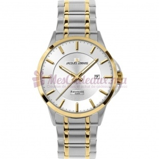Montre - Jacques Lemans - Bracelet Acier inoxydable multicolore 1-1541H