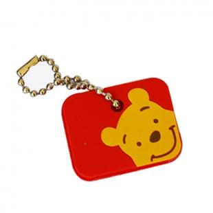 4 Étuis clef Winnie l'ourson