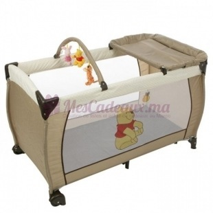 WINNIE Lit parapluie Baby Center