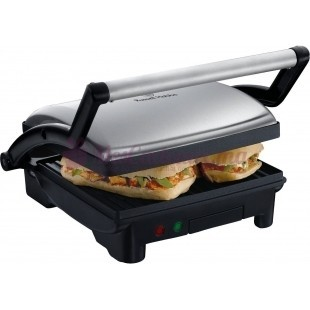 Appareil 3 en 1 : Grille Viandes Barbecue Panini - Russell Hobbs