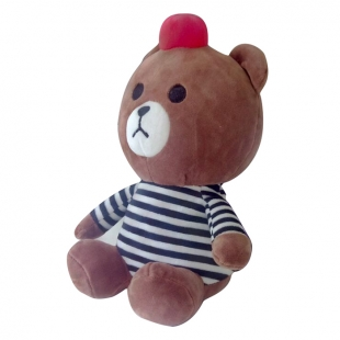 Peluche Ours Mime