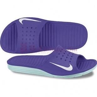 Nike - Wmns Solarsoft Slide - Nike Sportswear - Nsw EleHommets Solar - Femme