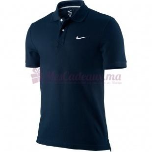Polo Ss Pique Navy - Nike - Homme