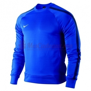 Sweatshirt Bleu Clair - Nike - Comp 11 Midlayer Black