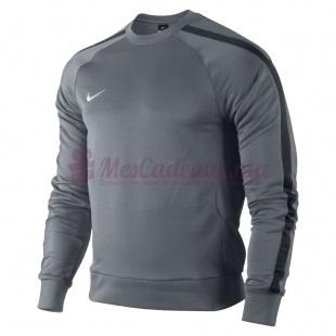 Sweatshirt Gris - Nike - Comp 11 Midlayer Black
