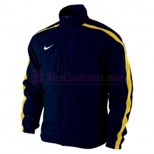Veste bleue et jaune - Nike - Comp 11 Wvn Wup