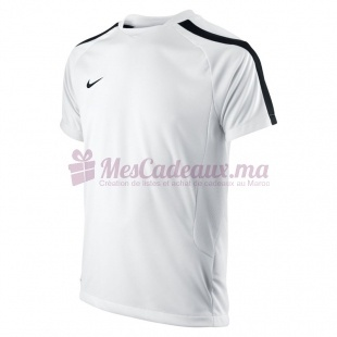 T Shirt Blanc - Nike - Comp 11 Ss Training Top 1