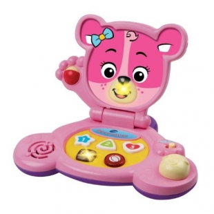 VTECH - Baby Ordi Ourson Rose