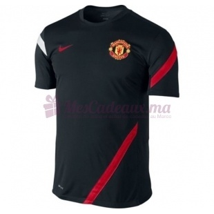 Nike - Manu Ss Training Top 1 - Football/Soccer - Club Football - Homme