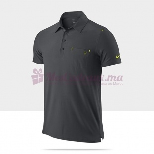 Nike - Rf Smash Clay Polo - Tennis - Homme