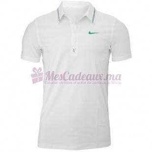 Nike - Rf Smash Lawn Polo - Tennis - Homme