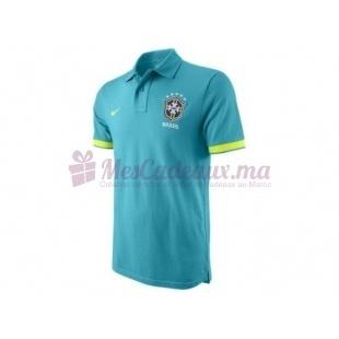 Nike - Cbf Authentic Ss Gs Polo - Football/Soccer - Club Football - Homme