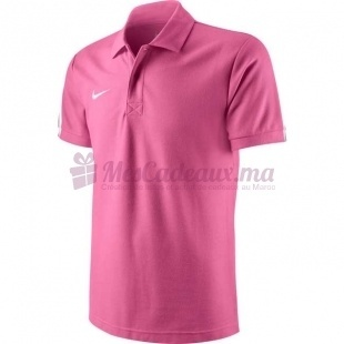 Ts Core Polo Rose - Nike - Homme