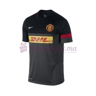 Manu Ss Training Top 1 - Nike - Homme