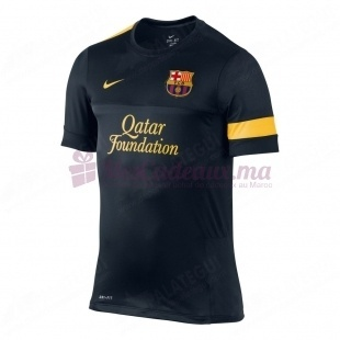 T-Shirt Fcb Ss Training Top 1 - Nike - Homme