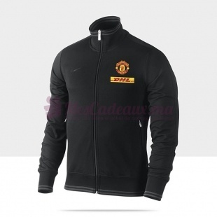 Veste De Survêtement Manchester United Authentic N98 - Nike - Homme