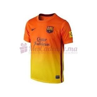T-Shirt Fcb Boys Ss Away Repl Jsy - Nike - Garçon