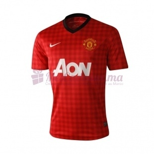 Maillot Manchester United Manu Ss Home Repl Jsy - Nike