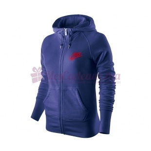 Nike - Hbr Left Chest Fz Hoody - Nike Sportswear - Femme