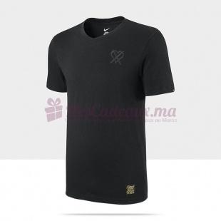 Tee-Shirt Noir imprimé - Nike - Homme