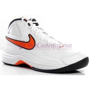 Chaussure The Overplay Vii Orange - Nike - Homme