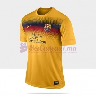 T-Shirt Fcb Ss Prematch Ii - Nike - Homme