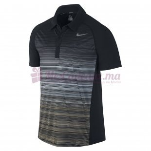 Nike Advantage Uv Stripe Polo