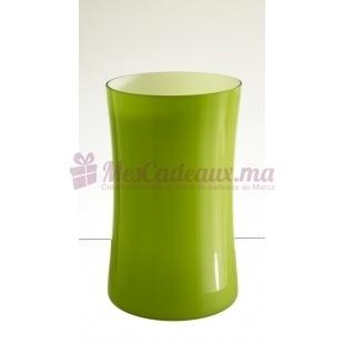 Grand Vase Vert - Pierre Boisée - Nova